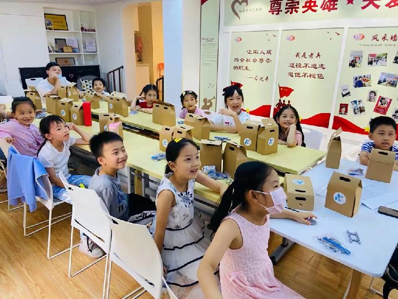"""上海:打通社区科普最后一公里,上海徐汇打造""""家门口的科学社"""""""