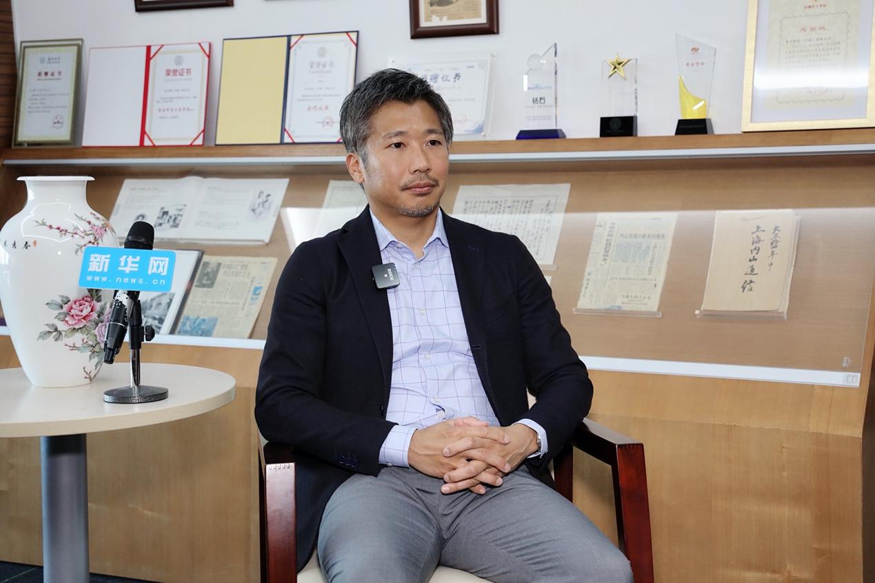 参天公司中国区总裁山田贵之:瞄准中国眼药市场 加速在华投资布局