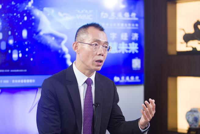 """钱斌:商业银行推进数字化转型将""""大有可为"""