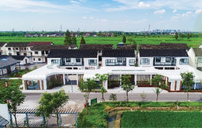 上海探索:让美学价值渗入乡村肌理
